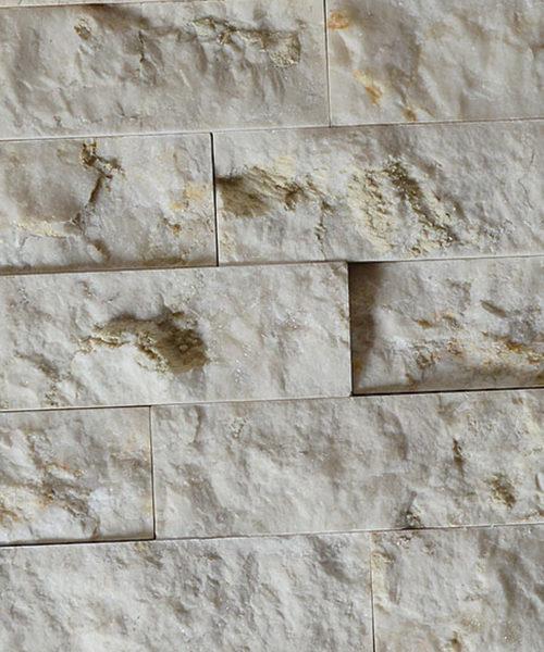 dekorativni kamen mermer beli lomljeni