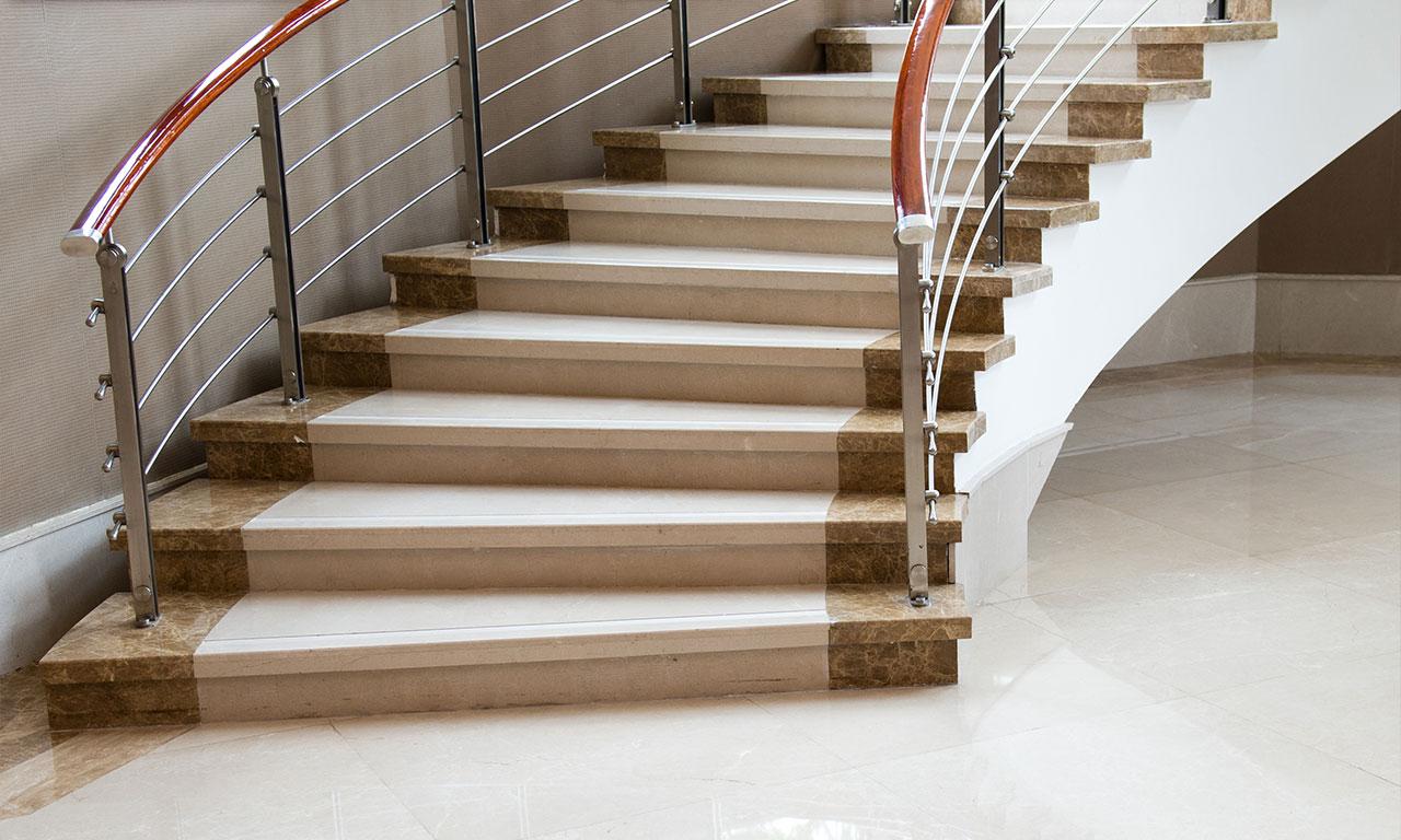 prirodni kamen stepeništa